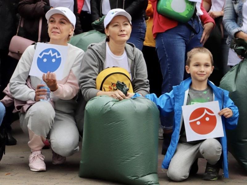 Скільки сміття зібрали кияни у Всесвітній день прибирання – цифра