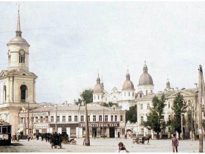 Київські контракти: життя прибуткове, життя ярмаркове