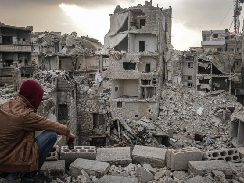 Киянин керував групою вербувальників, які шукали найманців на війну в Сирії