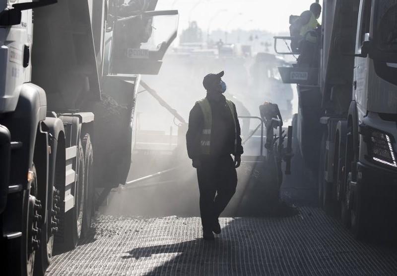 На проспекті Героїв Сталінграду ремонтуватимуть нову ділянку: тролейбуси № 34, 47 на місяць змінять маршрути