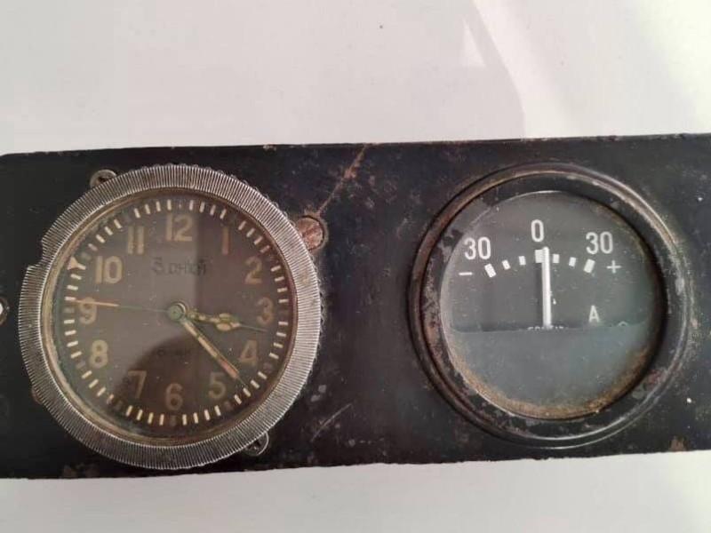 """В аеропорту """"Бориспіль"""" у пасажира виявили приборну панель з радіацією (ФОТО)"""