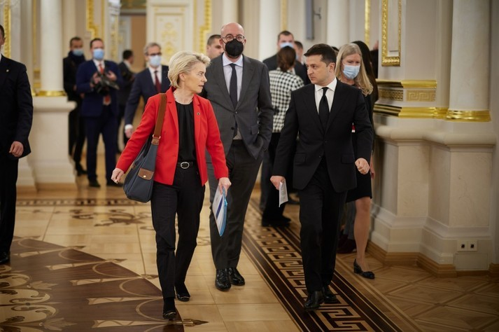 У Києві почався саміт Україна – ЄС (ФОТО)