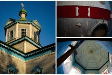 Свята Параскева і Всесвіт: біля Києва є унікальний музей космосу у старовинній церкві (ФОТО)