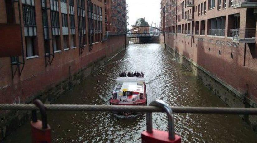 Путешествие в Гамбург: город мостов и развлечений