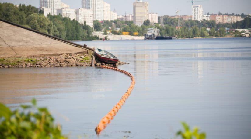 Зачем Киеву Днепр