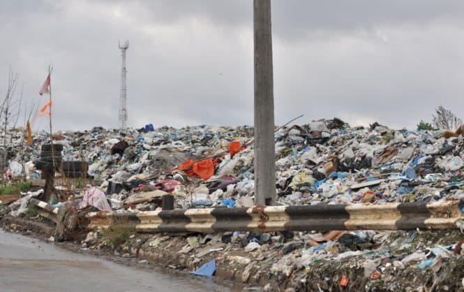 Специалисты из Германии готовы помочь Киеву с обеспечением безопасности мусорного полигона № 5