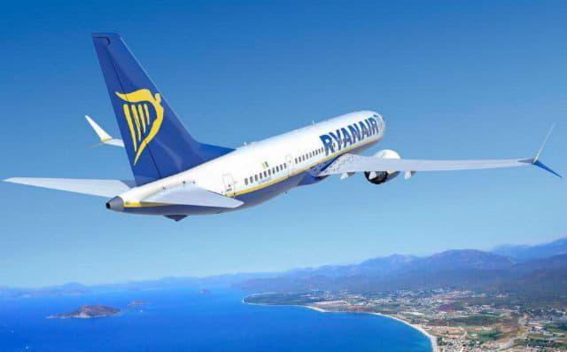 Лоукостер Ryanair запускает рейс Киев – Берлин