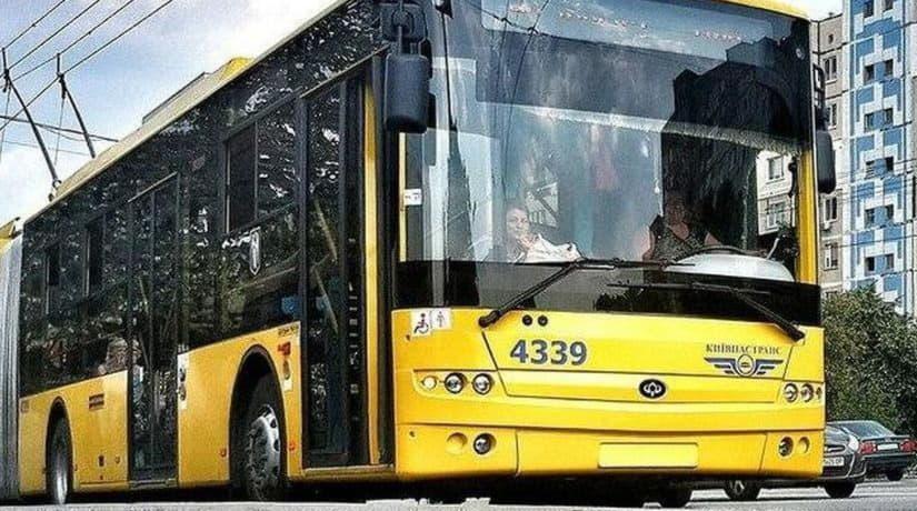 Троллейбусы № 25 и автобусы № 2 изменят маршруты