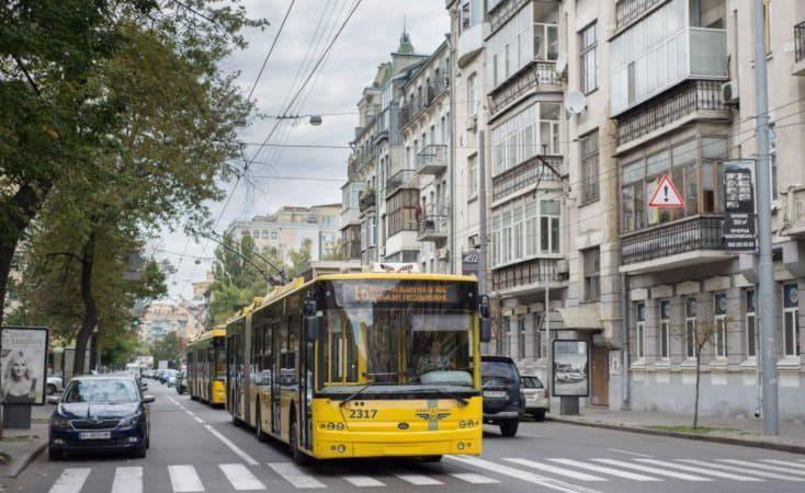 Тролейбуси № 6, 16, 18 змінять маршрути – причина та дати