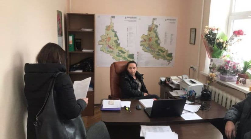 В Василькове на взятке задержаны главный архитектор города и начальник отдела ГАСИ