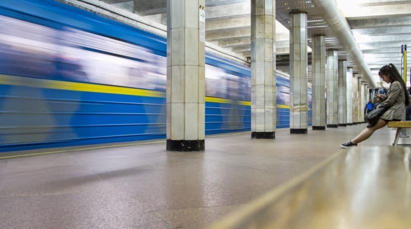 Ремонт станции метро «Святошин» продлили до конца года