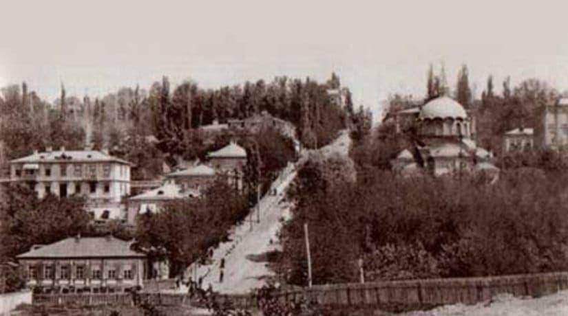 Какая зараза ходила по Киеву сто лет назад