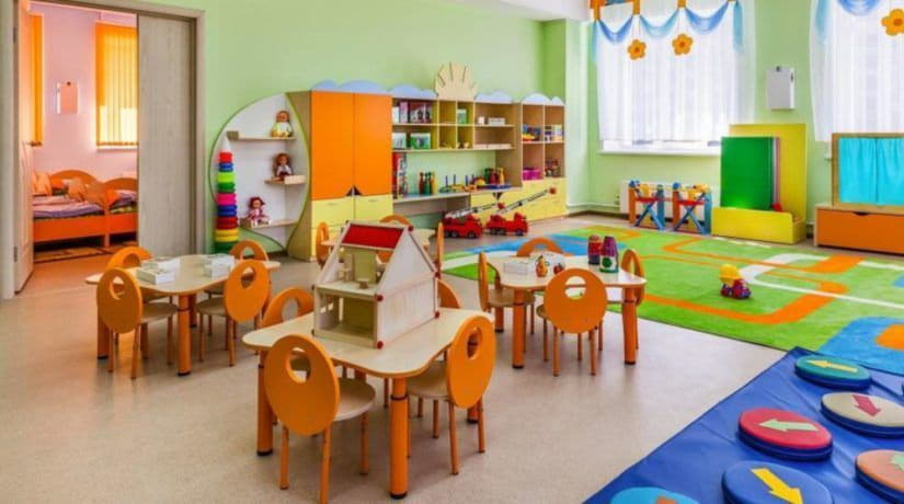 В Святошинском районе после ремонта возобновит работу детский сад № 179