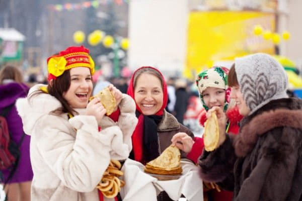 17-18 февраля в Экспоцентре пройдет празднование Масленицы