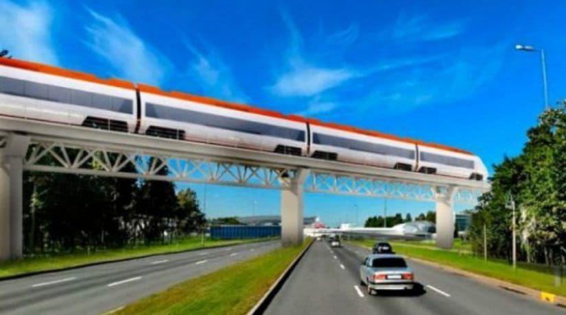 Скоростная железнодорожная линия между Киевом и аэропортом «Борисполь» будет построена до конца года