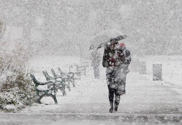 1 марта в Киеве ожидается ухудшение погодных условий