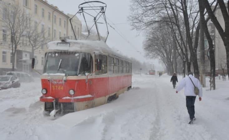 В работу общественного транспорта внесены временные изменения