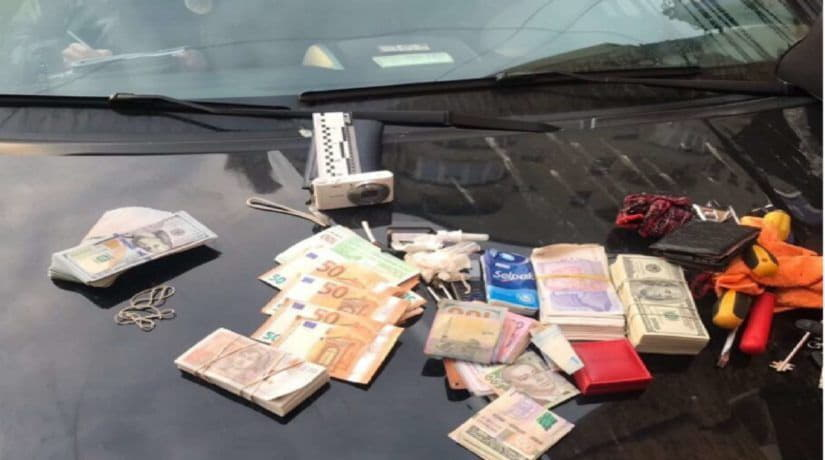 В Шевченковском районе задержаны с поличным три квартирных вора, вынесших ценности на 2 млн грн