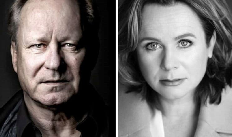 Актеры Стеллан Скарсгард и Эмили Уотсон снимутся в сериале НВО «Чернобыль»