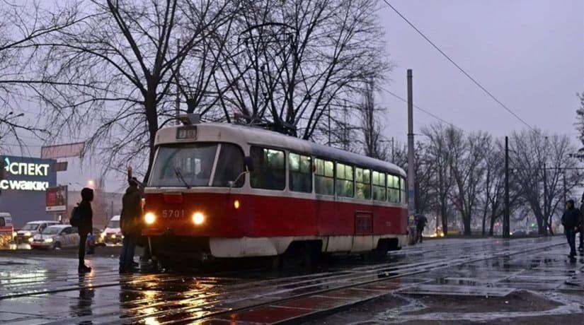 В работу трамвая № 33 вносятся изменения