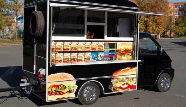 За право размещения точки быстрого питания предприниматель заплатил рекордные 1,012 млн грн