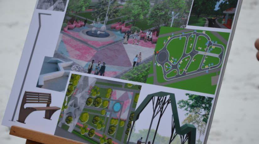 В Киеве начался капитальный ремонт десяти парков