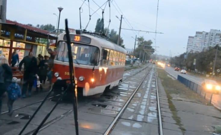 В работу трамваев № 28 и № 33к вносятся изменения