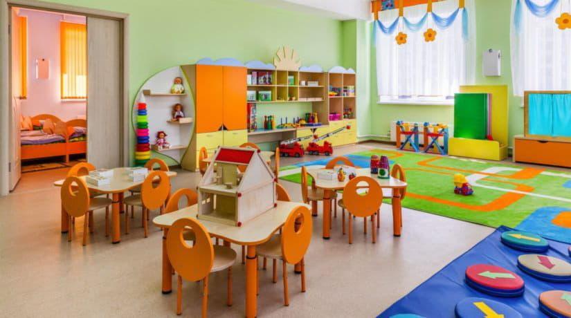 На Позняках реконструируют детский сад с достройкой этажа и термомодернизацией