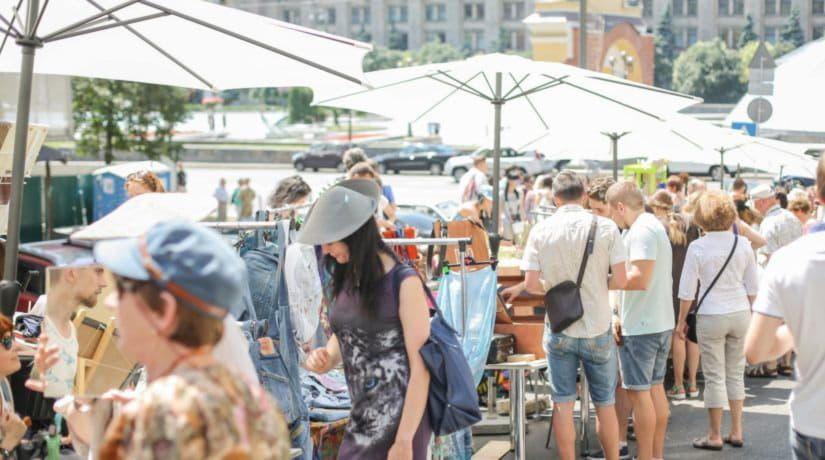 10 июня пройдет ярмарка «Праздник улицы Костельной: День Франкофонии»