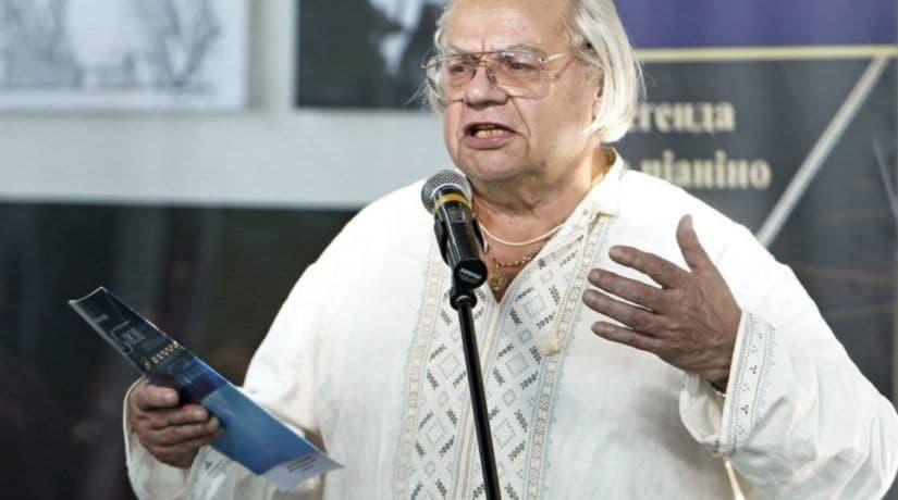 На 82-м году жизни умер украинский поэт Иван Драч