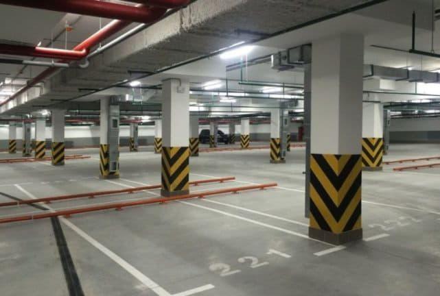 В Дарницком районе запланировано строительство двух наземно-подземных паркингов