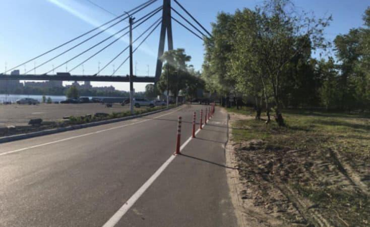 На Трухановом острове запланирована реконструкция дороги