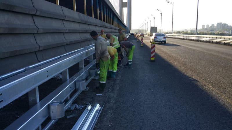Шви не витримують навантаження: на Південному мосту обмежать рух