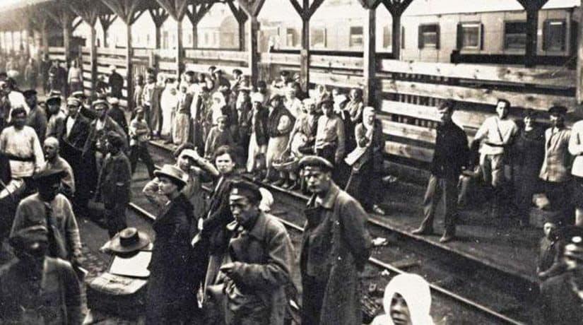 Лето-1918 в Киеве: опасные мигранты и доморощенные монархисты