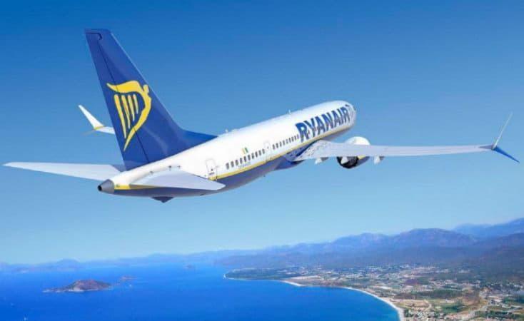 3 сентября состоится запуск первого рейса Киев – Берлин авиакомпании Ryanair