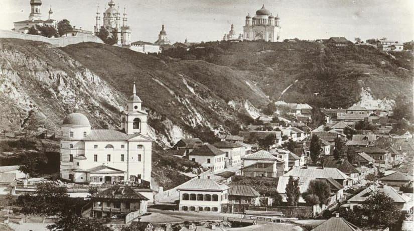 Экскурсионный бум в Киеве-1918