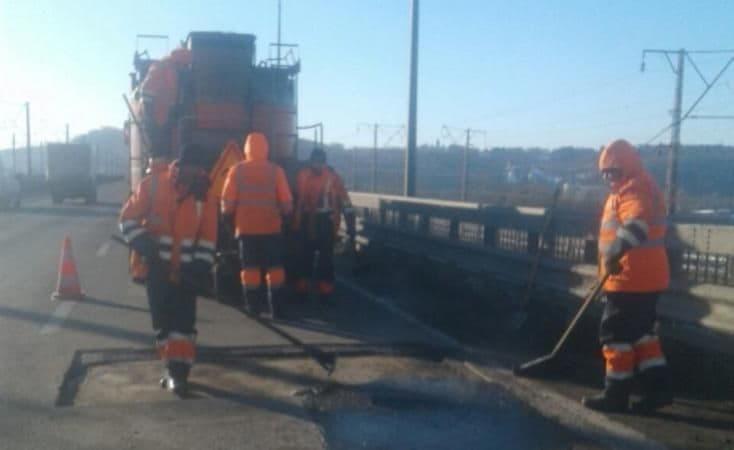 Движение транспорта по Южному мосту будет ограничено